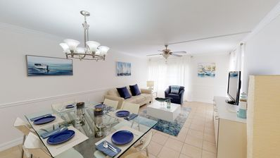 Photo for Furnished Condo, Pet Friendly, Near Beach & Shops, Best for Couples, Long Stay