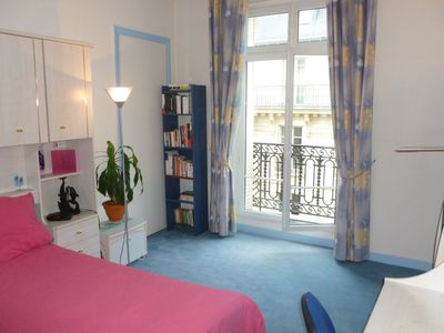 Photo for BIG ROOM IN THE HEART OF PARIS MONTPARNASSE 6. LUXEMBOURG SAINT GERMAIN