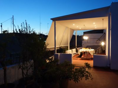 Photo for Garden Penthouse Alicante Mercado, calm and sunny 70m2 terrace