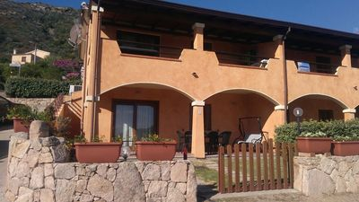 Photo for Panoramic terraced house san tedoro