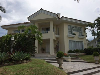 Photo for House for 12 people in Jurerê international 180 m from the beach