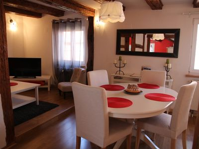 Photo for Gite Les 7 Cepages in the heart of the vineyard up to 6 people