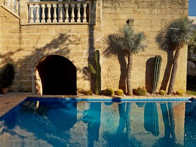 Photo for Palazzo Tre Cuori - Ancient residence  with pool