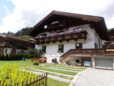 Photo for Large Apartment, family friendly, with Hochkoenig Card, Ski And Hike!