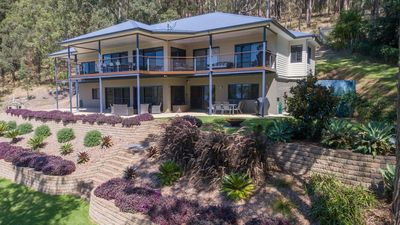Photo for 7BR House Vacation Rental in Bungwahl, NSW