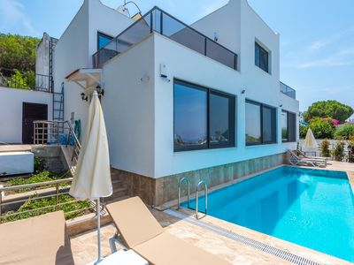 Photo for Magnificent Sea Sight Deluxe Villa - IRIS -