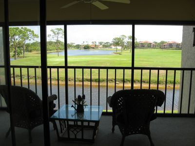 Photo for 2-2 Condo in Burnt Store Marina - WiFi - Pool - Gated golf and boating community