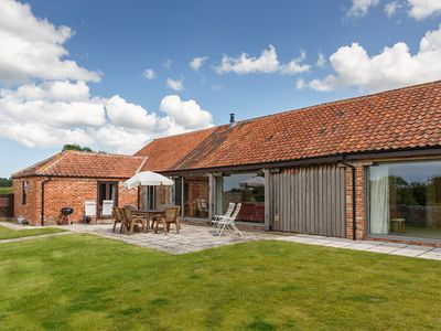 Photo for Beautifully converted barn in absolutely stunning, quiet, rural location.
