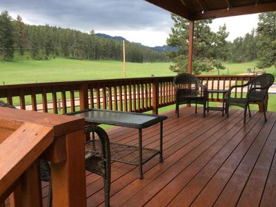 Black Hills Cabin-Beach House Vacation Home