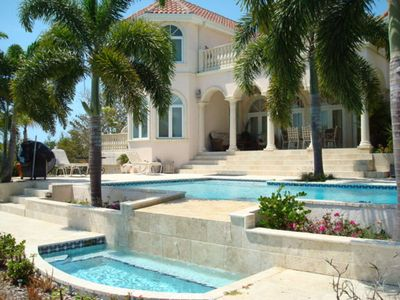 Photo for Casa Aqua - 16 Acre Spanish Style Open Water Casual Elegance