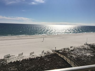 Photo for BRAND NEW UPDATES!!  GULFFRONT SUN, SAND AND SERENITY!
