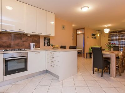 Photo for Apartment 302 m from the center of Zadar with Air conditioning, Balcony, Washing machine (687433)