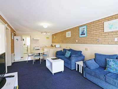 Photo for Aquarius Merimbula (2 Bedroom Standard Unit) - 2+ nights