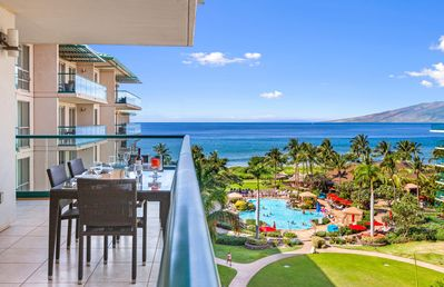 Photo for Maui Resort Rentals: Honua Kai Hokulani 615 - Upgraded 6th Floor Ocean View 2BR w/ Deluxe Corner Floor Plan