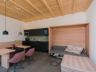 Photo for 1BR Apartment Vacation Rental in Algund, Trentino-Alto Adige