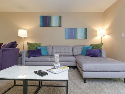 Photo for NEW!! Springs Getaway ~ Stylish 1BDRM condo in uber-popular Old Town Scottsdale