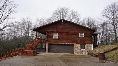 Photo for Deerwood Cabin - 5 Bedroom Cabin for Rent - Sleeps 20