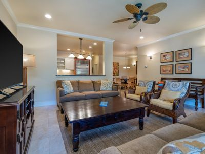 Photo for Regency Villas | Central AC | Pool | Beach Access