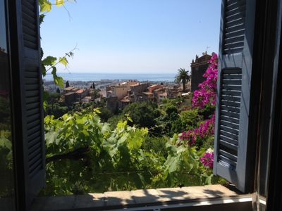 Photo for CAGNES SUR MER - Medieval village - CHARMING STUDIO