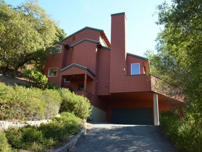 Photo for Beautiful Luxury Home in Marin, only 30 min from SF/Napa/Sonoma Wine Country