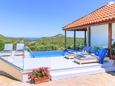 Photo for Olive Green Villa With Private Pool