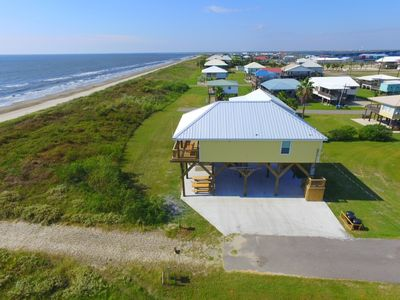 Photo for Beachfront in Grand Isle, Wine Down is a New 4 br