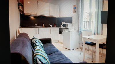 Photo for T2 apartment equipped modern and comfortable 200m from the Old Port