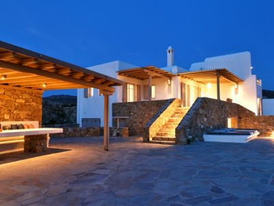 Photo for Amazing White Mykonian Residence
