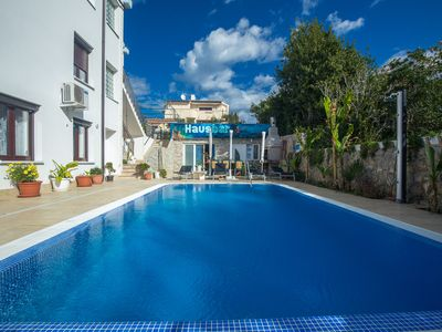 Photo for Apartment Vito with direct access to pool ° 3