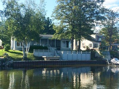 Photo for Cottage On The Lake    3 Bedrooms 2 Bathrooms