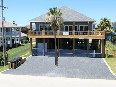 Photo for *Pelican Wharf*6 Bedrooms * Pool* Hot tub* Dog Friendly*100 ft to the beach