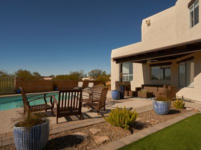 Photo for 4 bed 3 bath Catalina Foothills Pool and View homes