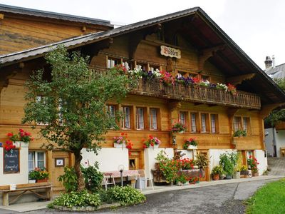 Photo for Holiday house Grindelwald for 2 - 5 persons with 3 bedrooms - Farmhouse