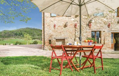 Photo for 1BR Apartment Vacation Rental in S.Giovanni Ghiaiolo-PU