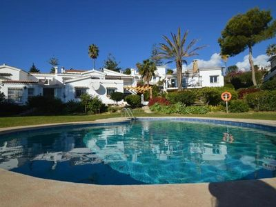 Photo for CASA BLANCA 2 bedroom villa on one level, close to the beach