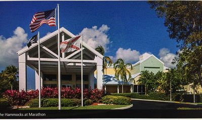 Photo for Beautiful resort located just off the Florida Keys.