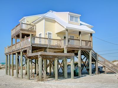 "Photo for ""Island Escape"" on the Gulf of Mexico 
