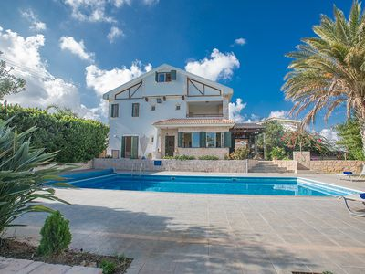 Photo for Villa Joely, Stunning 5BDR Protaras Villa with Private Pool, Close to the Beach