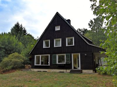 Photo for Large holiday home in Braunlage on the edge of the forest with 2 terraces and wood stove