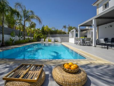 Photo for 5 Star Villa for Rent in Cyprus, Paralimni Villa 1006