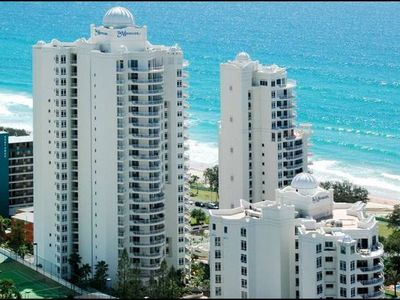 Photo for 3 BRM Apartment - Moroccan Resort Surfers Paradise