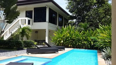 Photo for Twin Villas house with swimming pool