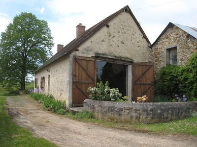 Photo for Country house between Poitou and BERRY