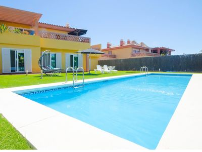 Photo for VILLA RIVIERA BEACH- Magnificent villa with private pool and close to the beach