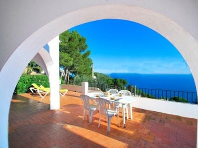 Photo for 4 bedroom Apartment, sleeps 8 in Begur with Pool and WiFi