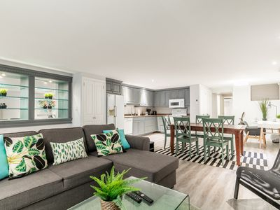 Photo for Stunning 1BR Basement Apt with King Size Bed!