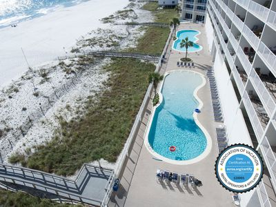Lighthouse 702 -  Enjoy the Best View of the Beach!