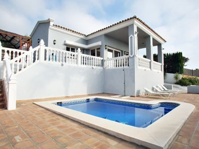Photo for Private Secure Villa with Garden and Pool not Overlooked by Neighbours