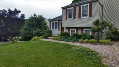 Photo for Pet Friendly, Annapolis, Arnold Full Home sleeps 10 with Outdoor hottub