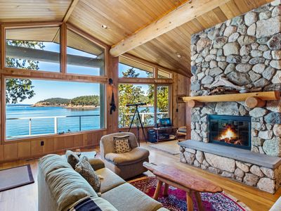 Photo for Newly Listed! Waterfront Home with Private Beach!